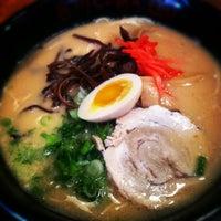 Photo taken at Terakawa Ramen by Billy C. on 4/12/2012