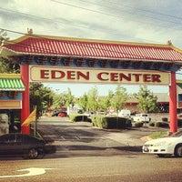 Photo taken at Eden Center by Joseph P. on 5/18/2012