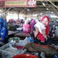 Photo taken at Pasar Pengkalan Chepa by Mayo P. on 5/31/2012