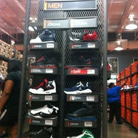... Photo Taken At Nike Factory Store By Vinicius S. On 2/28/2012 ...