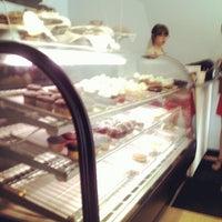 Photo taken at Fraiche Bakery & Cafe by Daniel L. on 4/14/2012