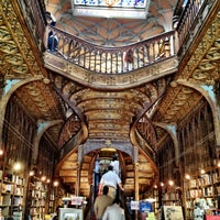 Photo taken at Livraria Lello by Дмитрий on 6/12/2012