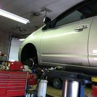 Photo taken at Laielli's Garage by Karen R. on 4/19/2012