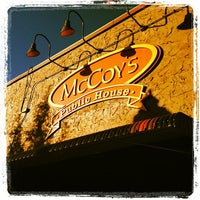 Photo taken at McCoy's Public House by Douglas E. on 8/6/2012