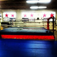 Photo taken at Tristar Gym by Jennifer L. on 5/25/2012