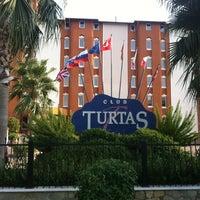 8/3/2012 tarihinde Katja F.ziyaretçi tarafından Club Turtaş Beach Hotel'de çekilen fotoğraf