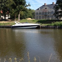 Photo taken at De Leie by Niels G. on 8/17/2012