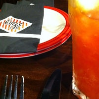 Photo taken at T.G.I. Friday's by Robin S. on 8/7/2012
