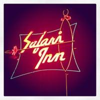 Photo taken at Safari Inn by Trevor H. on 4/16/2012