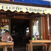 Photo taken at Café De Groene Vlinder by Allison L. on 7/4/2012