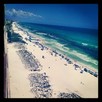 Photo taken at Destin Beach by Chris W. on 6/18/2012