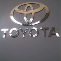 Photo taken at AUTO 2000 TOYOTA Abian Tuwung Kediri Tabanan by CHRISTIN on 5/23/2012
