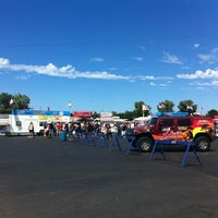 Photo taken at Kobey's Swap Meet by Shane H. on 9/2/2012