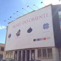 Photo taken at Museu do Oriente by JR L. on 5/8/2012