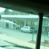 Photo taken at Sully's Mobil by JANBERRIES L. on 2/17/2012