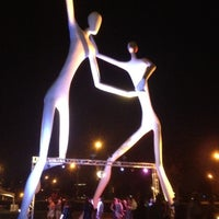 Photo taken at The Dancers by James C. on 7/11/2012