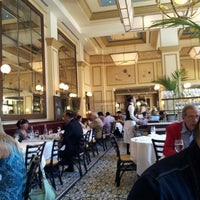 Photo taken at Bouchon by Stephanie S. on 7/27/2012