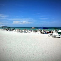 Photo taken at Lido Beach by Christopher L. on 7/23/2011