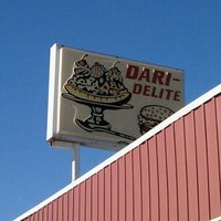 Photo taken at Dairy Delite by GRAY on 10/25/2011