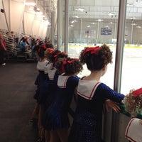 Photo taken at South Lake Tahoe Ice Arena by Megan on 6/17/2012