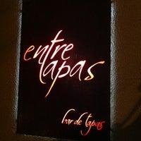 Photo taken at Entre Tapas by Bianca R. on 8/11/2012
