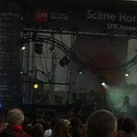 Photo taken at Francofolies - La Coursive by Heleno4ка💝 on 7/12/2012