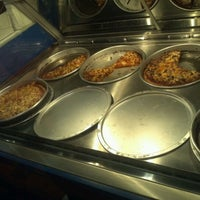 Photo taken at Domino's Express by Nick C. on 1/22/2012