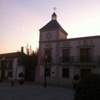 Photo taken at Ayuntamiento De Colmenar De Arroyo by Francisco J. on 10/1/2011