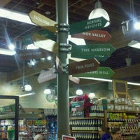 Photo taken at Whole Foods Market by Aurelie on 12/6/2011