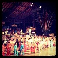 Photo prise au Saung Angklung Mang Udjo par Yudha M. le8/1/2011