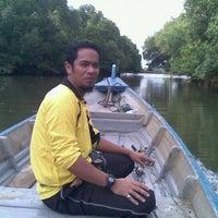 Photo taken at Pulau Tiga by Fendi O. on 12/6/2011