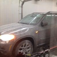 Photo taken at Hoffman Car Wash by John B. on 11/28/2011