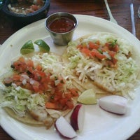 Photo taken at Fresh Mex by Brian D. on 11/11/2011