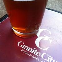 Photo taken at Granite City Food & Brewery by Tasha L. on 8/18/2011