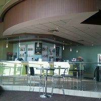 Photo taken at UltraLuxe Anaheim Cinemas at GardenWalk by Frances T. on 9/30/2011