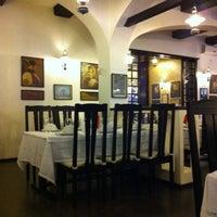 Photo taken at Restaurant Vatra Neamului by Sorin B. on 4/5/2011
