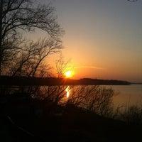 Photo taken at Picnic Point by Sam K. on 3/16/2012