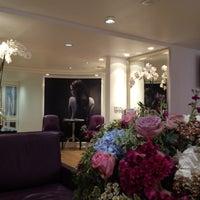 Photo taken at La Maison de Beaute Carita by ALEX P. on 9/5/2012