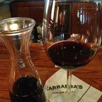 Photo taken at Carrabba's Italian Grill by Odd P. on 4/2/2012
