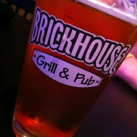 Photo taken at Brickhouse Grill & Pub by LaTasha W. on 11/16/2011