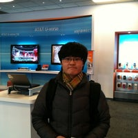 Photo taken at AT&T by American Business Language Academy C. on 1/17/2012