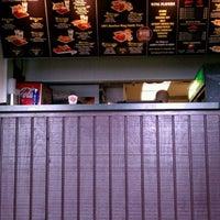 Photo taken at Wingstop by Lauren K. on 9/16/2011