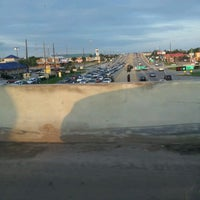 Photo taken at 290 And Highway 6 by Don C. on 4/17/2012