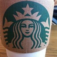 Photo taken at Starbucks by Tim V. on 10/14/2011