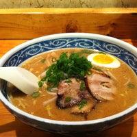 Photo taken at Ramen Setagaya by Kat J. on 12/31/2011