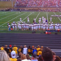 Photo taken at Chanhassen High School by Keith N. on 10/7/2011