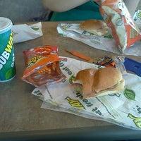 Photo taken at Subway by Jamie P. on 4/23/2012