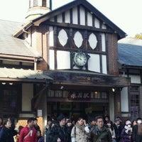1/4/2012にYoshihiroが原宿駅で撮った写真