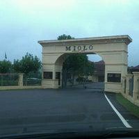 Foto tirada no(a) Vinícola Miolo por Emerson M. em 1/14/2012