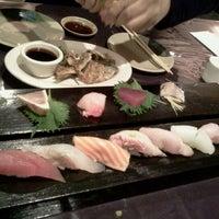 Photo taken at Izakaya Sakura by Moo J. on 1/22/2012